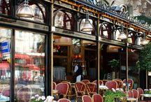 Lieux mythiques :  bar brasseries