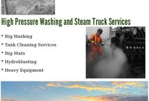 Vacuum Truck Services In Nisku