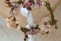 Crafty - Wreath Mania  / by Shannon Welihan