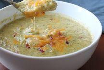 Soups mmmm / by Willow Wynn