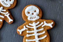 Halloween bakery and food