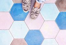 colorful tiles forever!