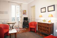 Eve Paris Large Bright Studio Near Eiffel Tower / This Paris apartment is located on a quiet street planted with trees, just between the 15th and the 7th districts. It is close to the Champs de Mars and the Eiffel Tower on the 7th district side and close to Commerce Street on the 15th side, well known for its many shops and its village spirit. The closest metro stations are Dupleix, Bir Hakeim and La Motte Picquet Grenelle.