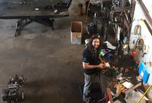 Mechanics - Technician / the cool guys who magically fix all your gear.