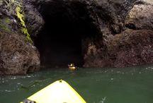 Oregon Coast Explored Kayaking
