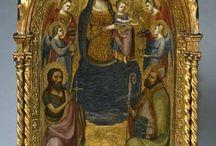 Art Gothic and Byzantine