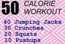50 Calorie Burn