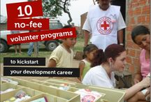 Volunteer for your career / Stories and tips on how volunteering can give your career a big boost.