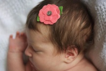 Hair Bows / by Babies' Room