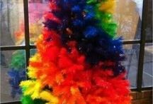 árboles navideñas
