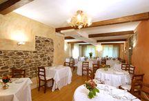 Il Ristorante / Hotel Ristorante Da gin (Castelbianco - Savona). www.dagin.it