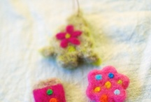 Felting / Fun Felted Projects