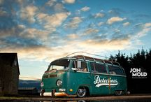 VW beatiful busses
