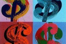 Posmodernismo - Andy Warhol años 80 / Obras de Andy Warhol - (Fundamentos de Diseño)