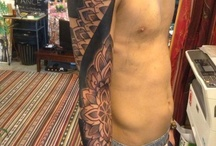 Tattoos / by Hanna Hall