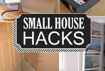 Small house hacks!!