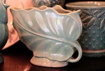 China, Pottery, Glass, Stoneware... / by Kimberly O'Neill