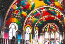 Architecture / by Rachael Allert