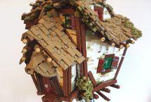 Ramshackle lego