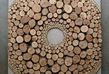 drewienko plasterki, patyczki...