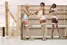 les chaussettes de Rihanna pour Stance