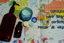 Beauty traveler tips/Consejos de belleza a la hora de viajar / #Beauty #traveler #tips  #Consejos de #belleza a la hora de #viajar  #travel #dys #wanderlust #mochilera #backpacker