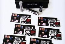 Kampania MAKE UP STUDIO perfumerii SEPHORA / Odkryj 7 bezpłatnych mini metamorfoz idealnie dopasowanych do Twojego typu urody. Każda 15 minutowa mini metamorfoza skoncentrowana jest na wybranej partii twarzy. #sephora #wherebeautybeats #sephoramakeupstudio