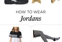 Jordans polyvore