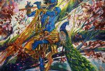Krishna Radhe Shiva Narayan Jesus favoritas