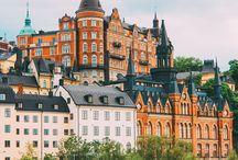 Reiseziel: Stockholm