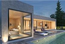 casas mediterraneas moderna