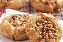 Recetas de galletas , pasteles y muffins