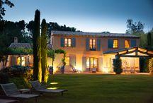 Mas Provence - By night