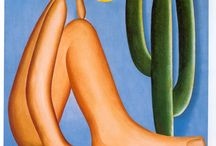 Pinturas Tarsila do Amaral