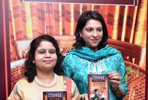 Over a cup of coffee / Priya Dutt to launch 'Over a Cup of Coffee' @ Title Waves - Bandra.