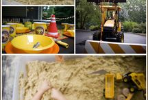 Construction themed party! / by Shanda Ashbrook