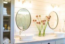 Our House | Bathroom Ideas ♥