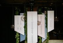 Wedding Inspiration | Signage