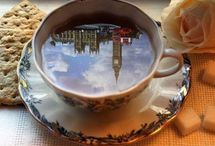 a cuo of tea