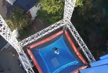 Coz I'm an adrenaline junkie...one day!!!