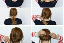 Hairdo tutorials