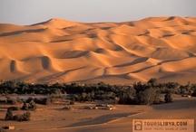 Tuareg Ubari footprints