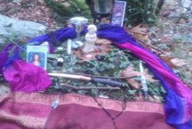 Altar's - Secrets Reveal - Goddess Call / Here you can se pic from my altar's from my Coven