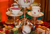 Mad Hatter Tea Party Ideas / by Michele Hughes