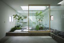 Interiors {Courtyards}