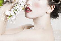 Suknie ślubne / #fashion #wedding #beauty #make up #fairy tale