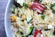 Salads / by Brittany Shakhramanov
