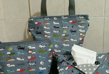Small Bag, Pouch & Tissue Pocket