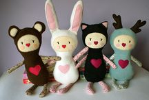 ♥Dolls / by Maria Elvia