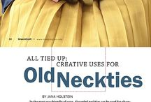 old neckties